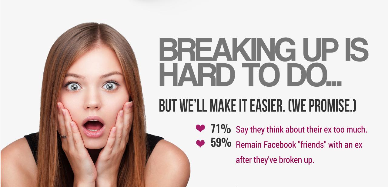 break up, break up stats, info about break ups